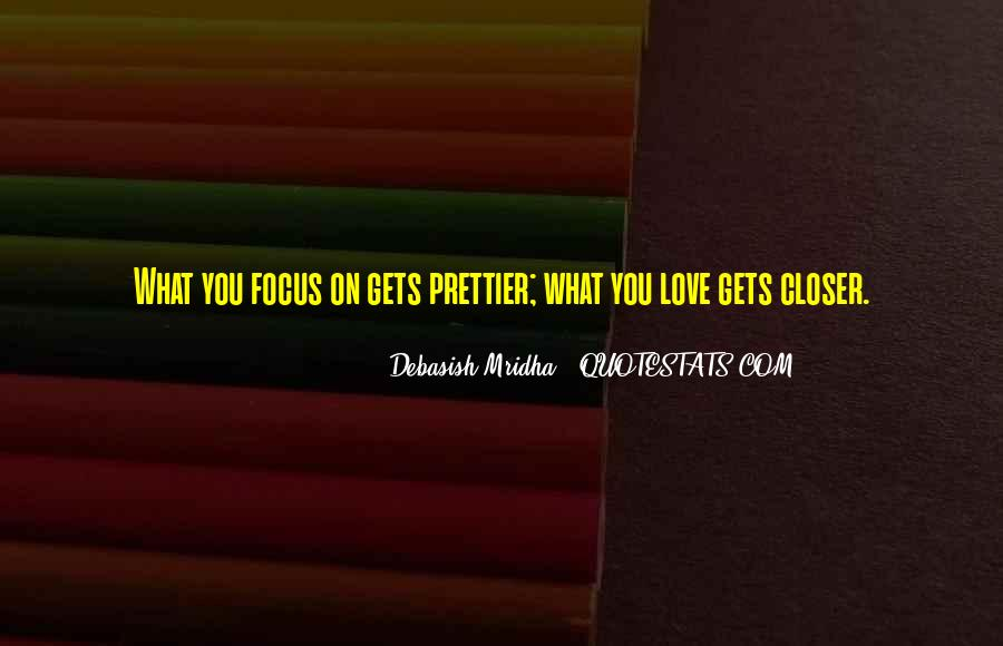 You're Prettier Than Quotes #554796