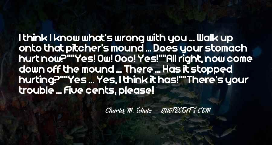 You're Right I'm Wrong Quotes #253139