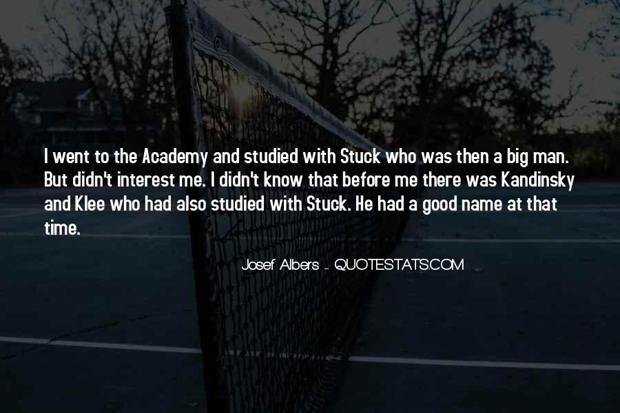 You're Stuck In The Past Quotes #10206