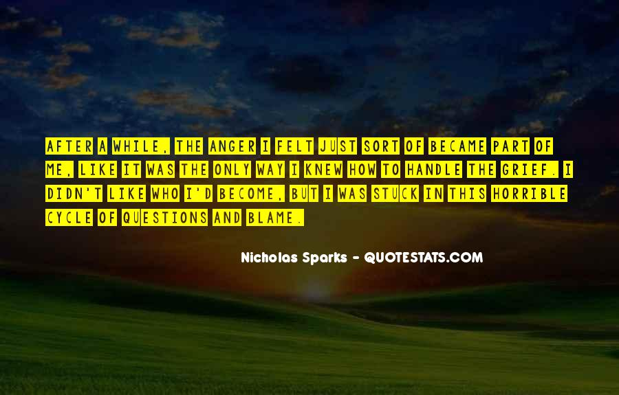 You're Stuck In The Past Quotes #1105