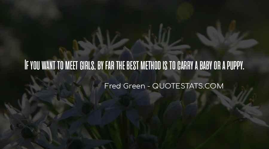 You're The Best Girl Quotes #1109901