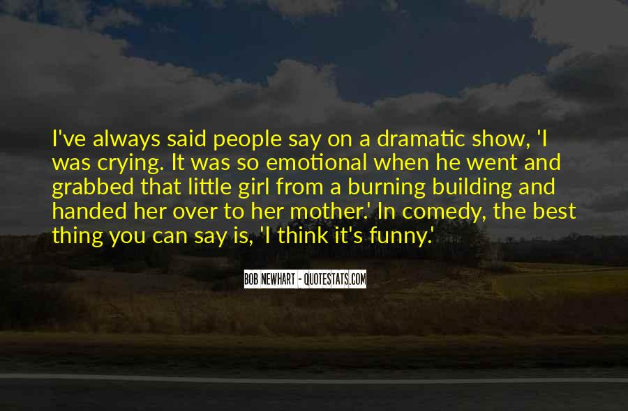 You're The Best Girl Quotes #2206