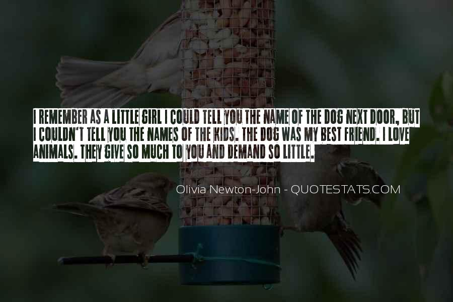 You're The Best Girl Quotes #864819