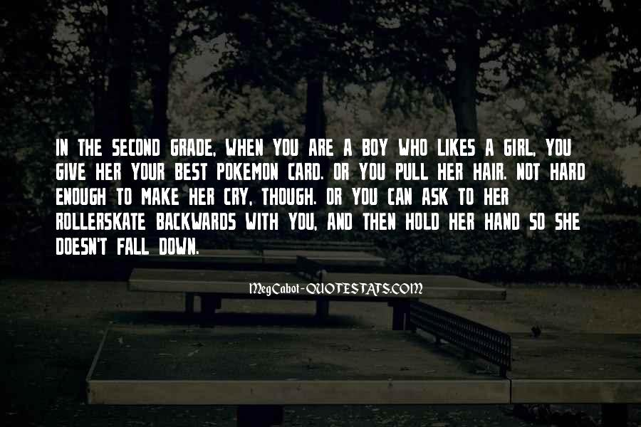You're The Best Girl Quotes #882835