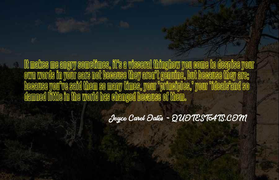 You've Changed My World Quotes #113381