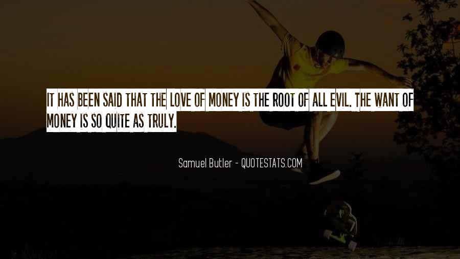 Quotes About Being Evil #11984