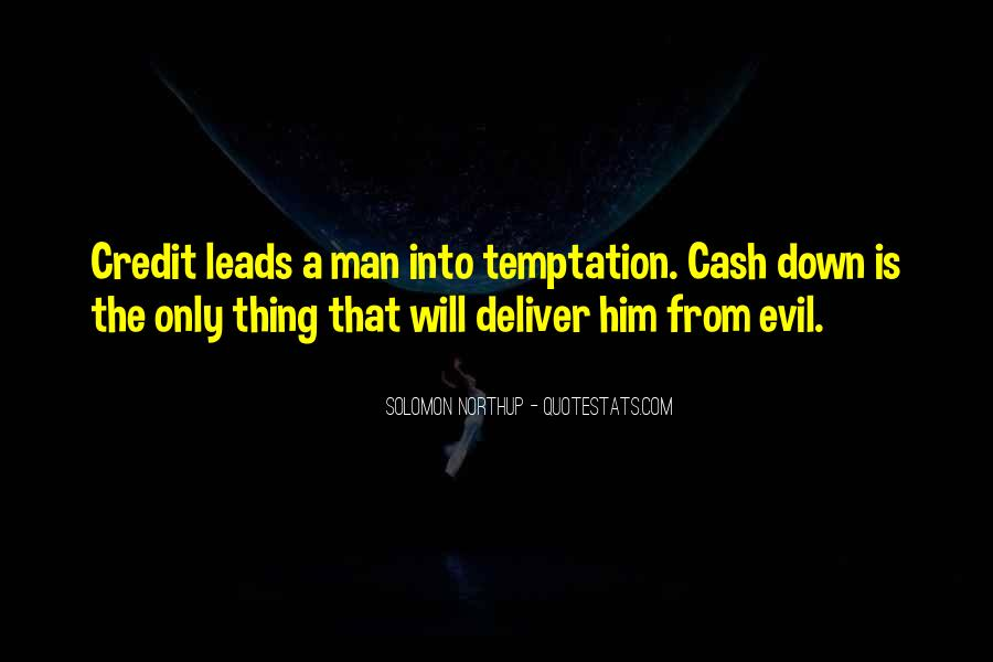 Quotes About Being Evil #14223