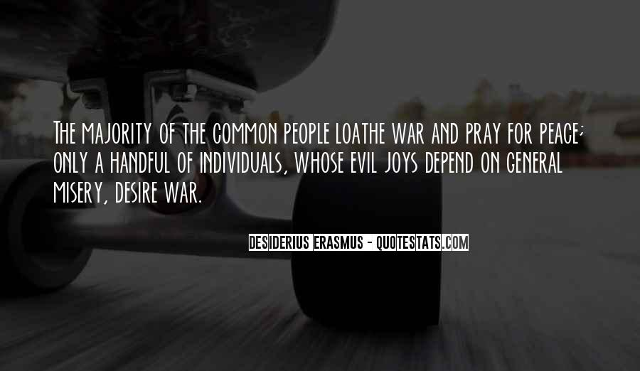 Quotes About Being Evil #15050