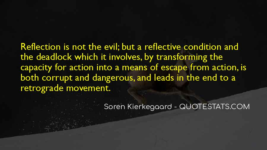 Quotes About Being Evil #20067