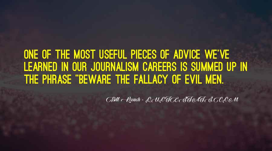 Quotes About Being Evil #21543
