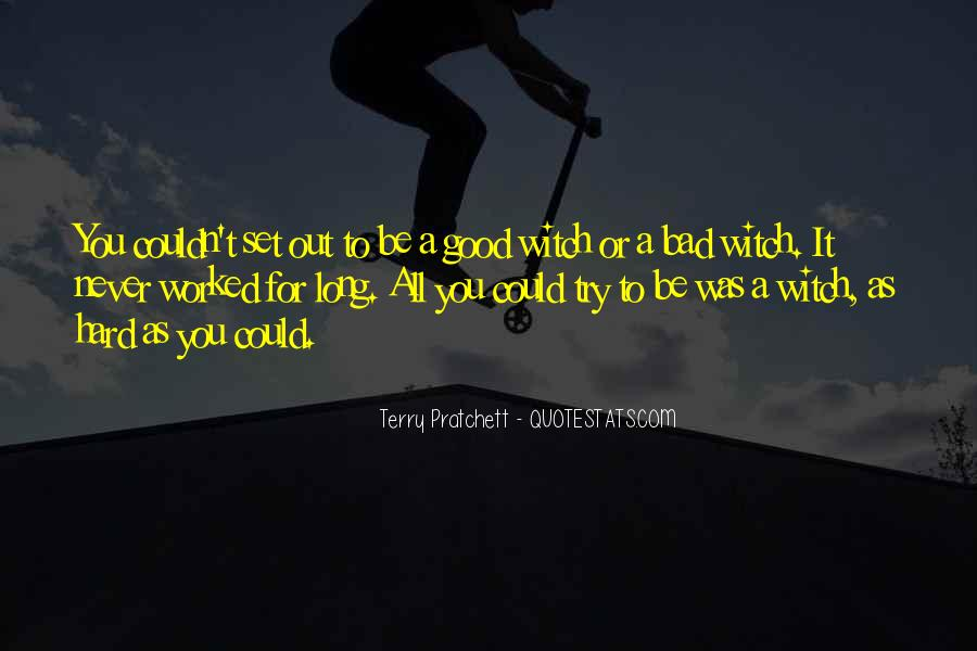 You've Worked Hard Quotes #410281