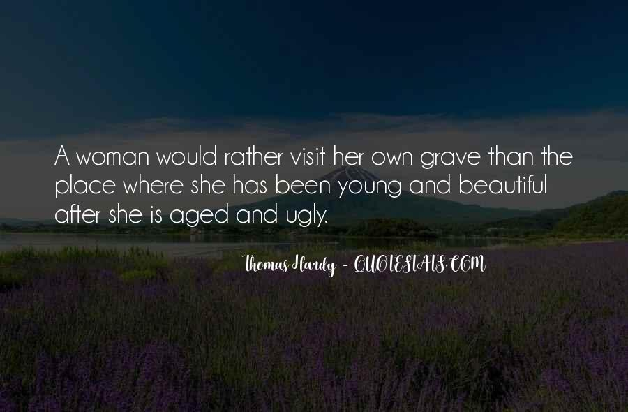Young And Beautiful Quotes #112768