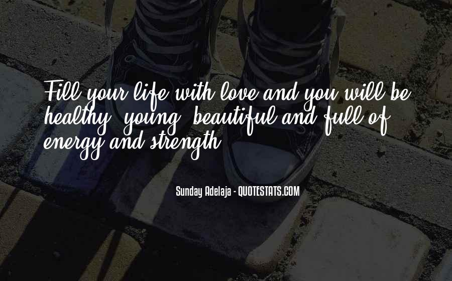 Young And Beautiful Quotes #211592