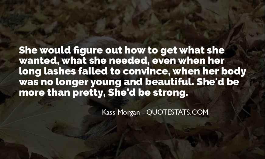Young And Beautiful Quotes #322750