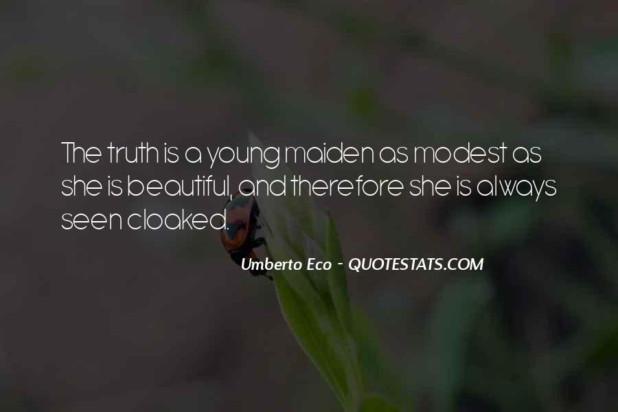 Young And Beautiful Quotes #643958