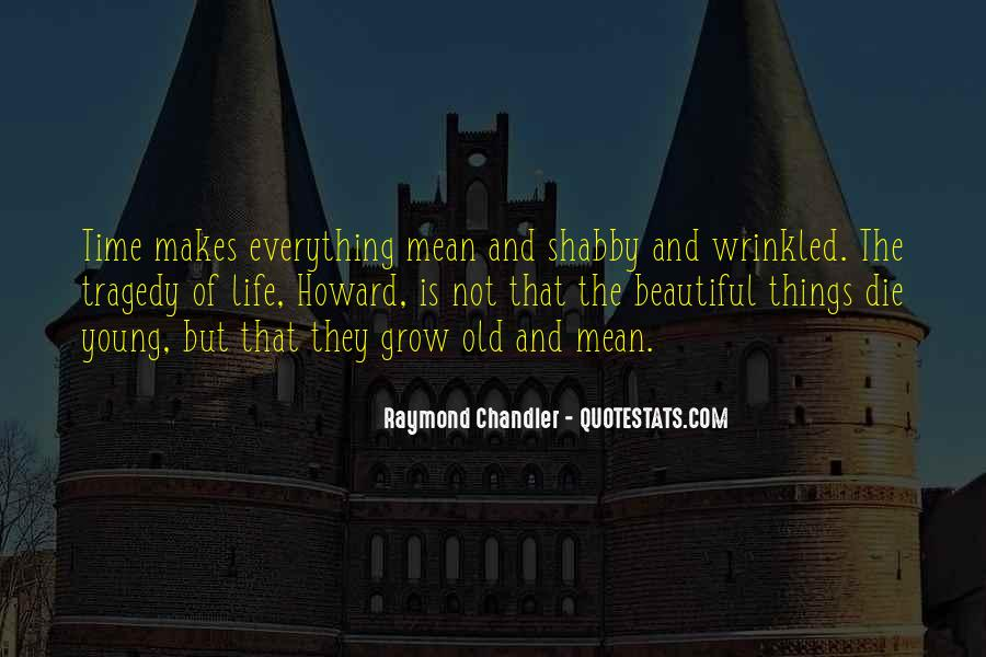 Young And Beautiful Quotes #836841