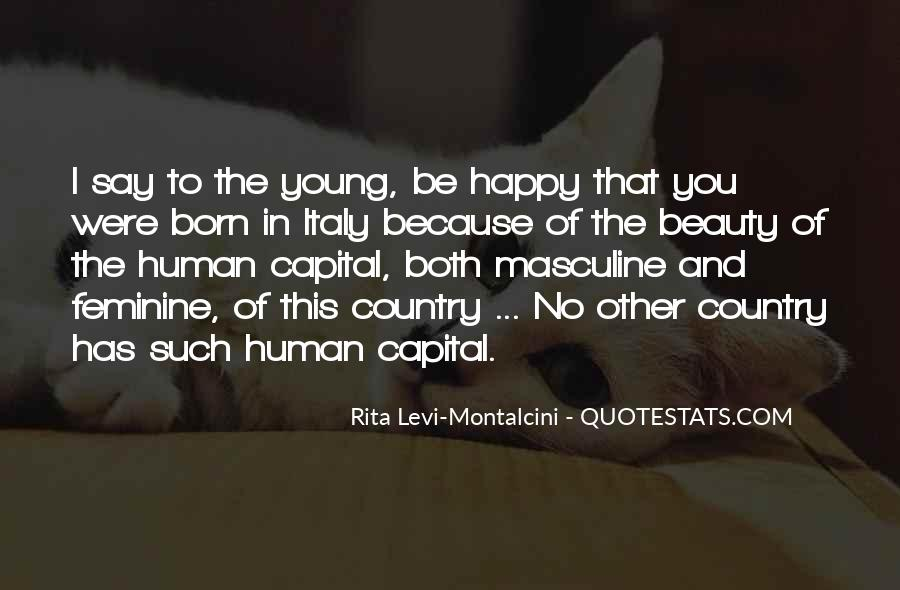 Young And Happy Quotes #1031590