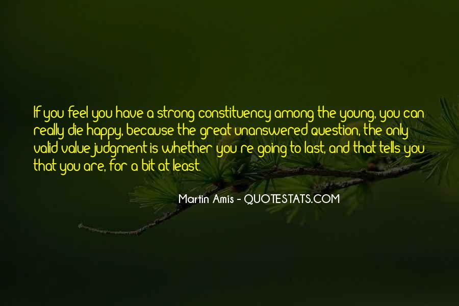 Young And Happy Quotes #1080801