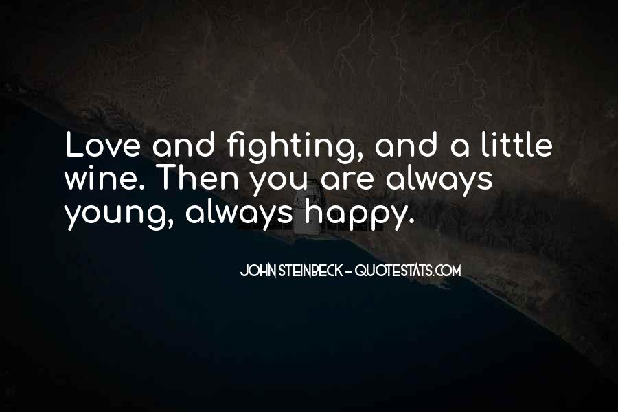 Young And Happy Quotes #1119058