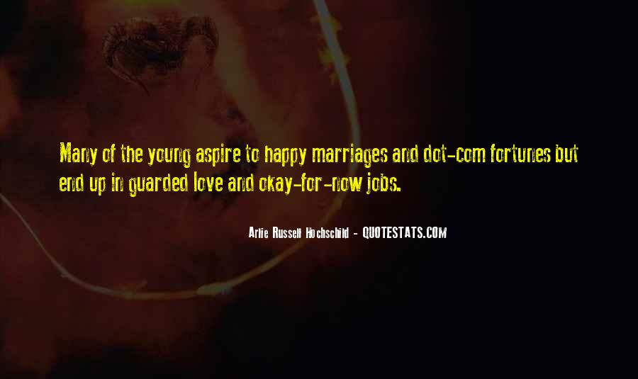 Young And Happy Quotes #1195393