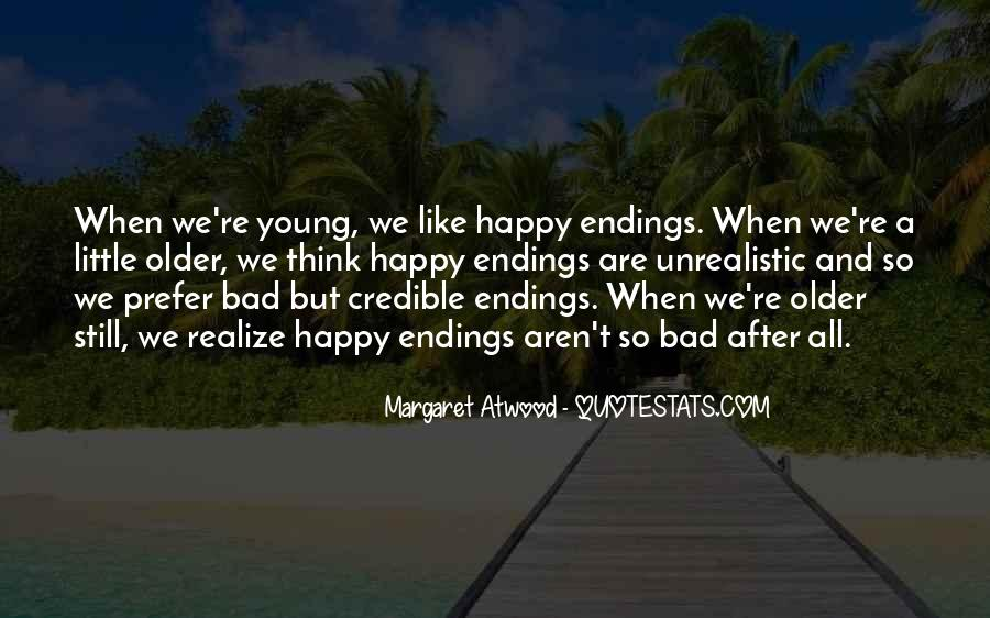 Young And Happy Quotes #1212926
