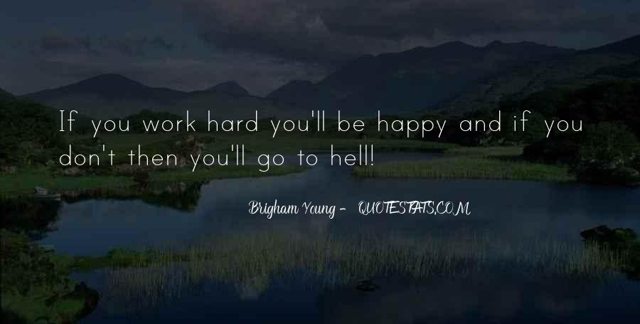 Young And Happy Quotes #1233168