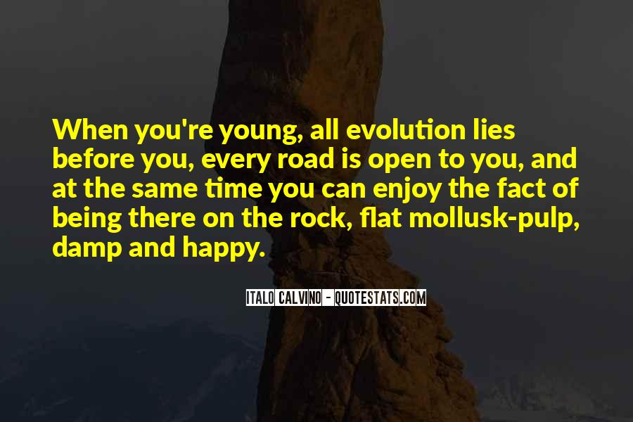 Young And Happy Quotes #1303133