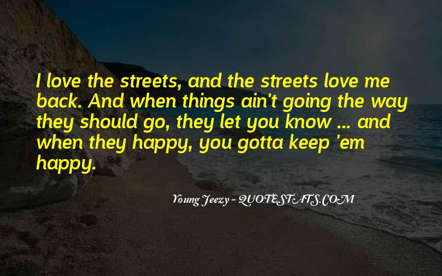 Young And Happy Quotes #1537381