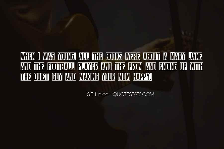 Young And Happy Quotes #1653734