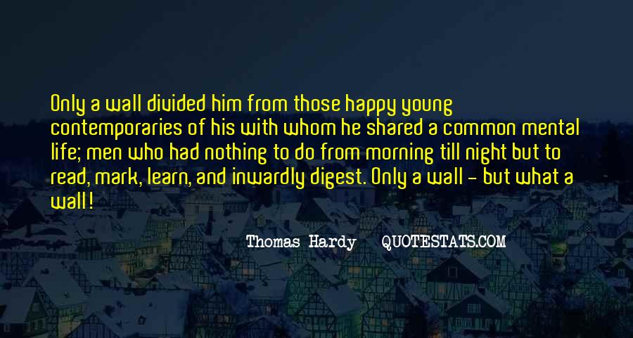 Young And Happy Quotes #245795