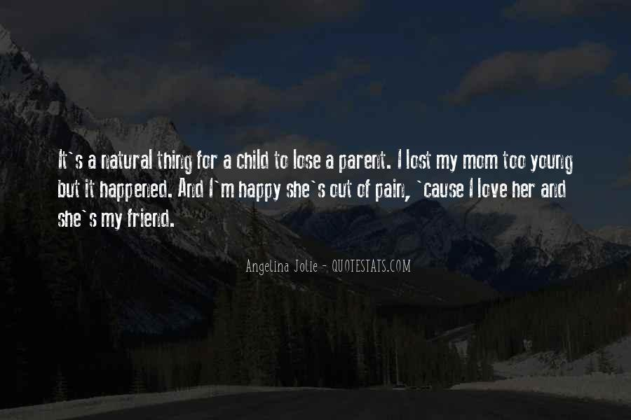 Young And Happy Quotes #403816