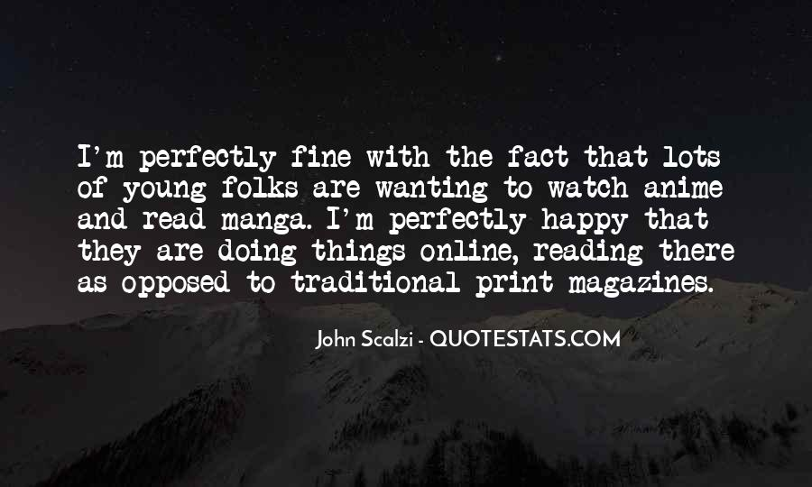 Young And Happy Quotes #624128