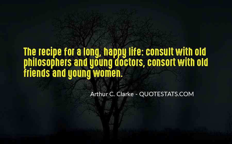 Young And Happy Quotes #805719