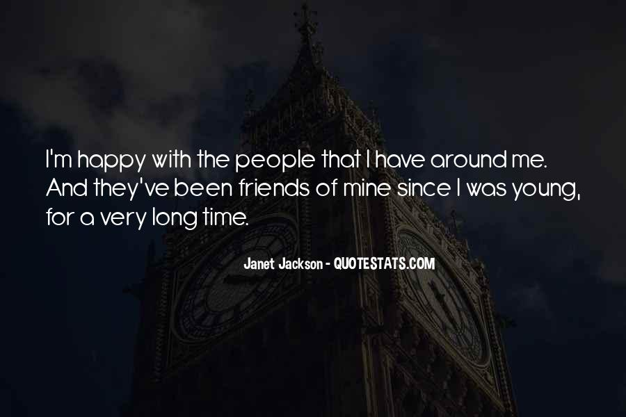 Young And Happy Quotes #856842