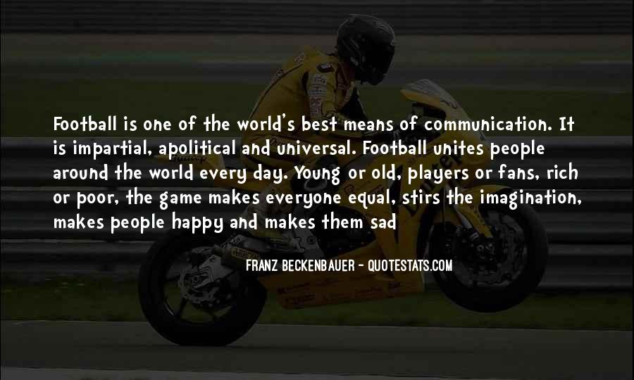 Young And Happy Quotes #943348