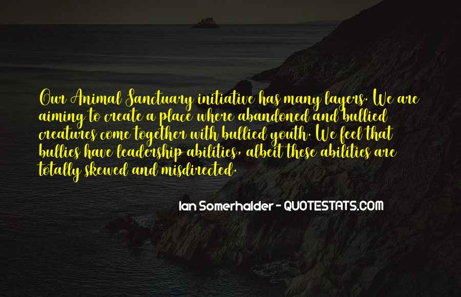 Quotes About Youth Leadership #1660132