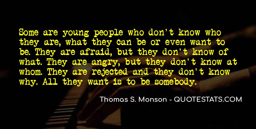 Quotes About Youth Leadership #470992