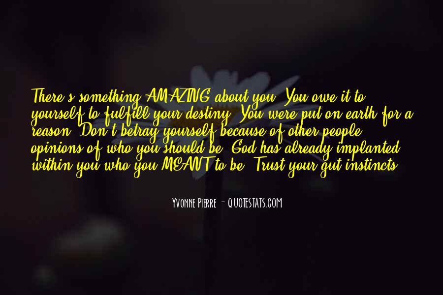 Your Amazing Because Quotes #1302222