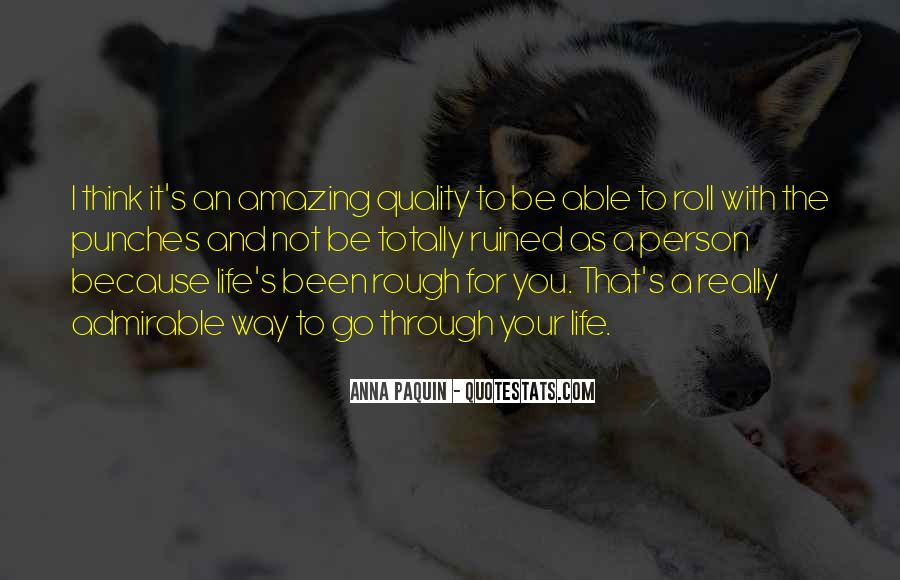 Your Amazing Because Quotes #719416