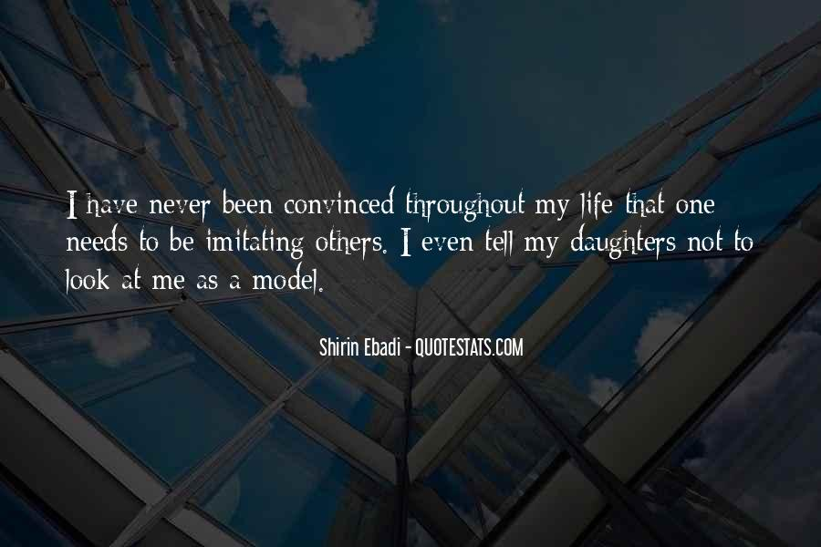 Your Daughter Needs You Quotes #1123961