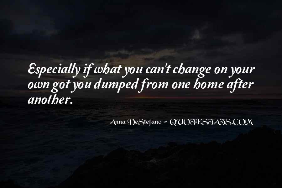 Your Dumped Quotes #1688074