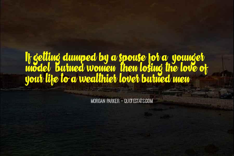 Your Dumped Quotes #1725467