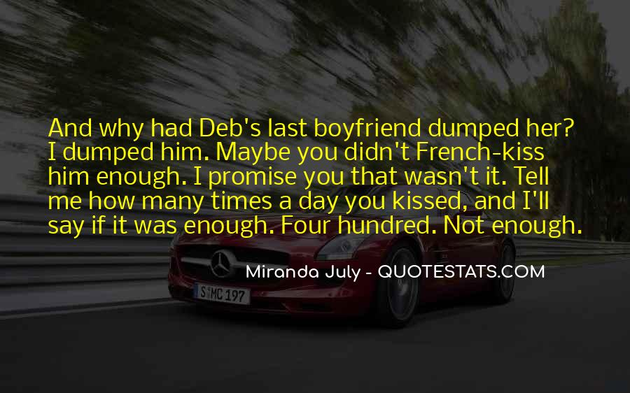 Your Dumped Quotes #230201