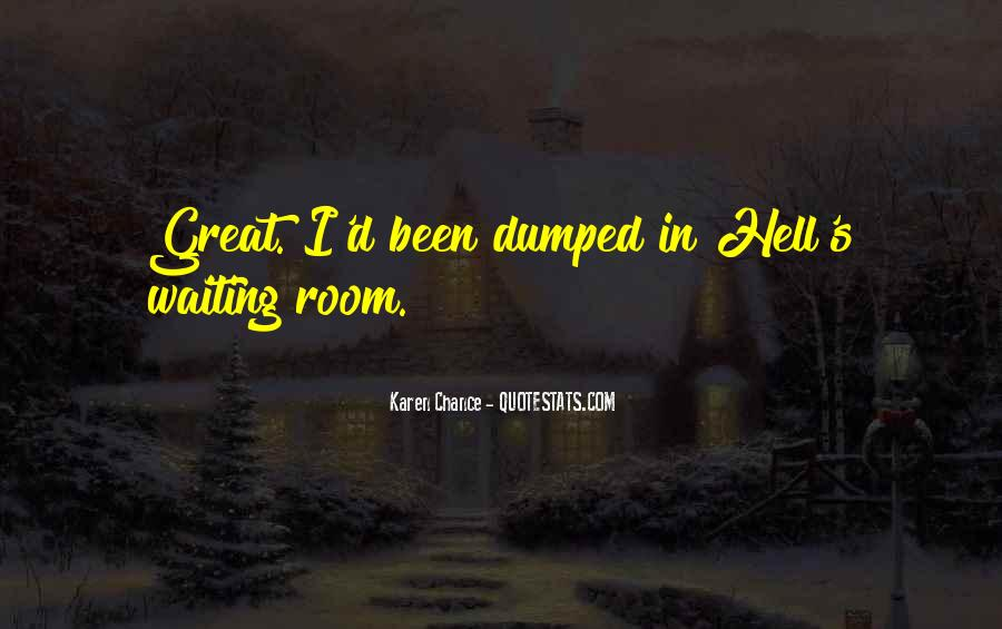 Your Dumped Quotes #29113