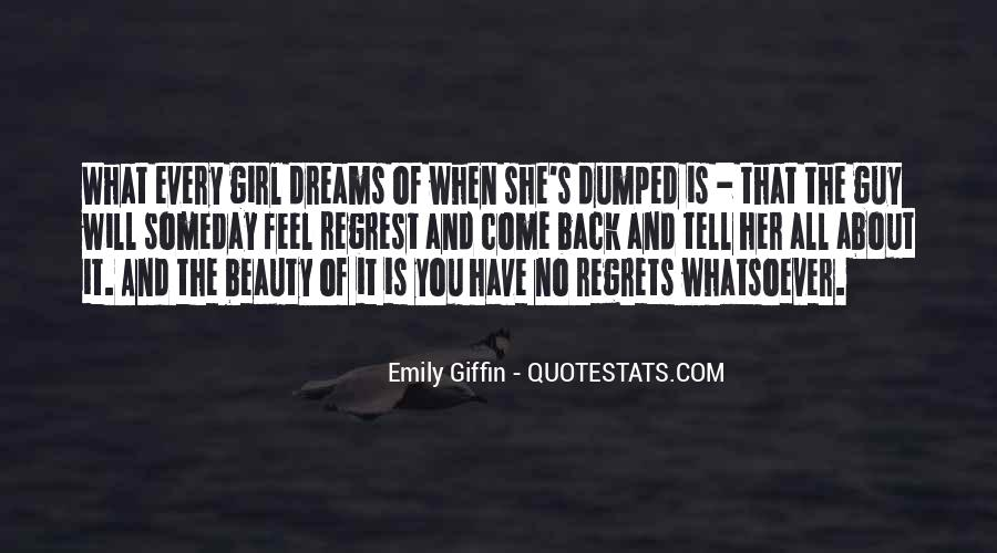Your Dumped Quotes #342698