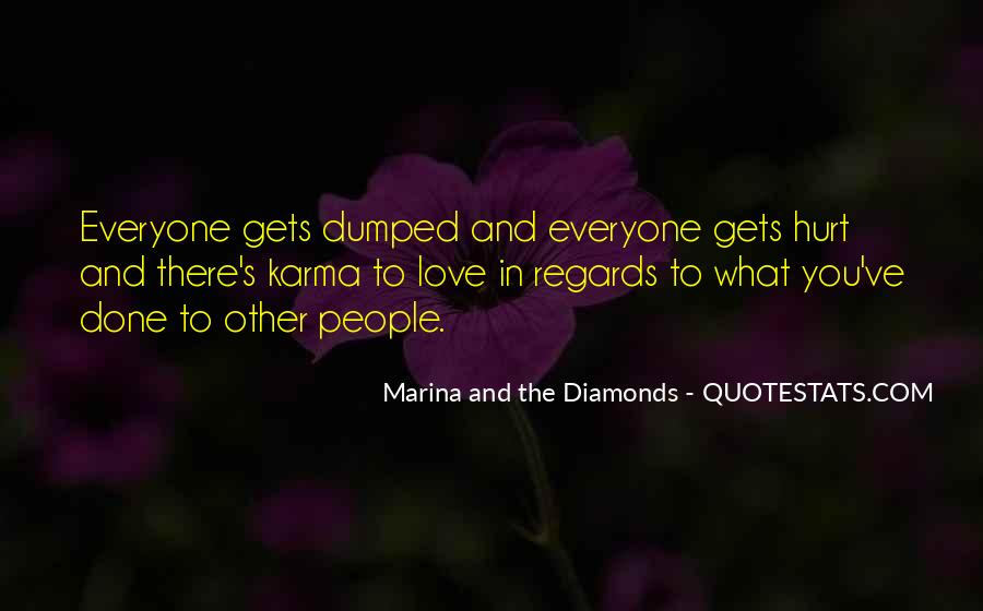 Your Dumped Quotes #407487