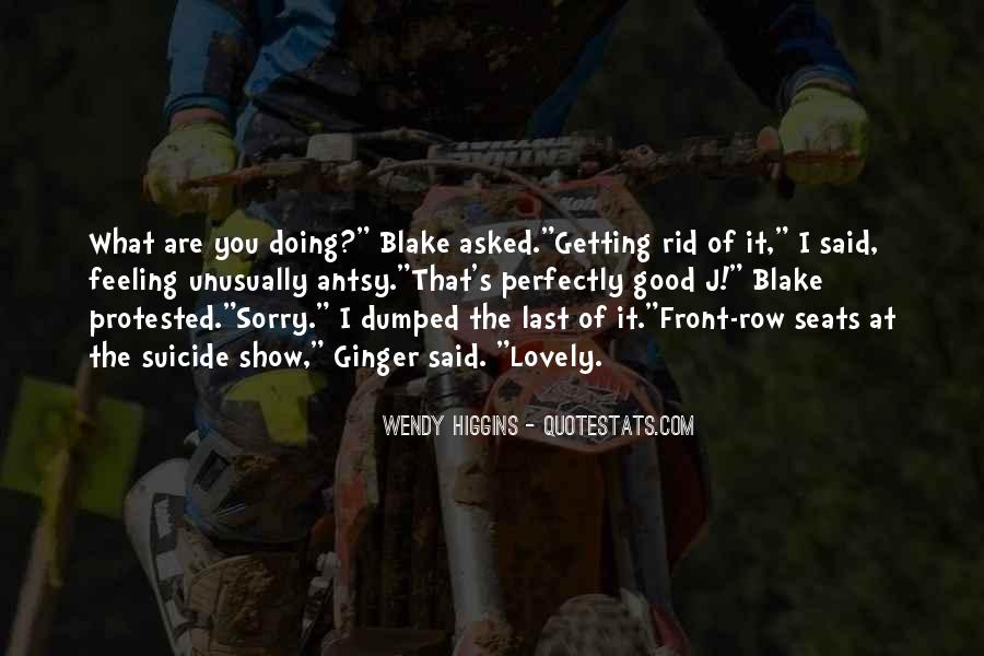 Your Dumped Quotes #462692