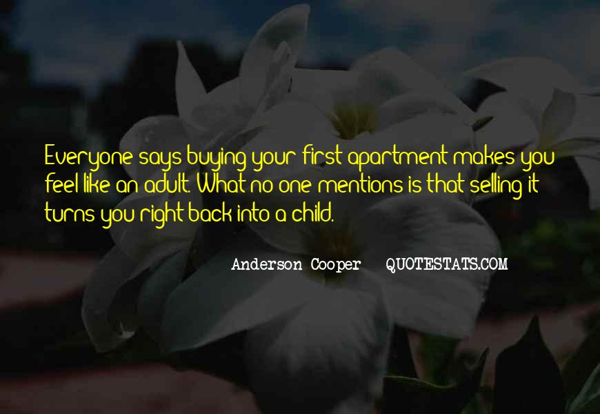 Your First Child Quotes #461443