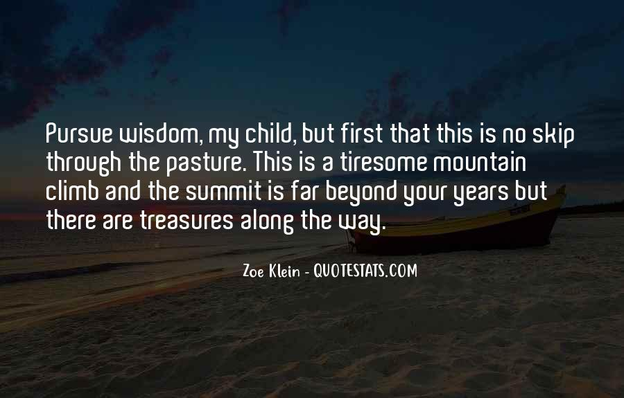 Your First Child Quotes #603796