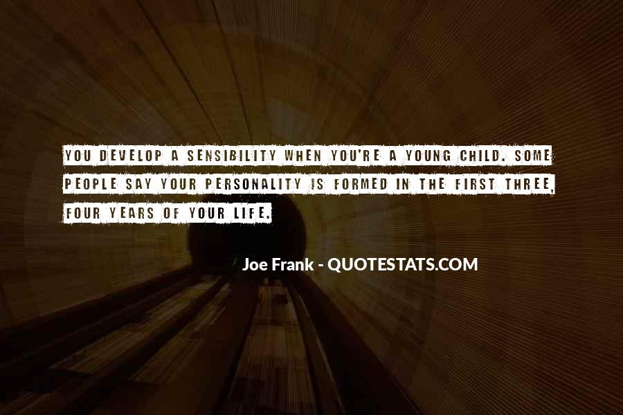 Your First Child Quotes #89956